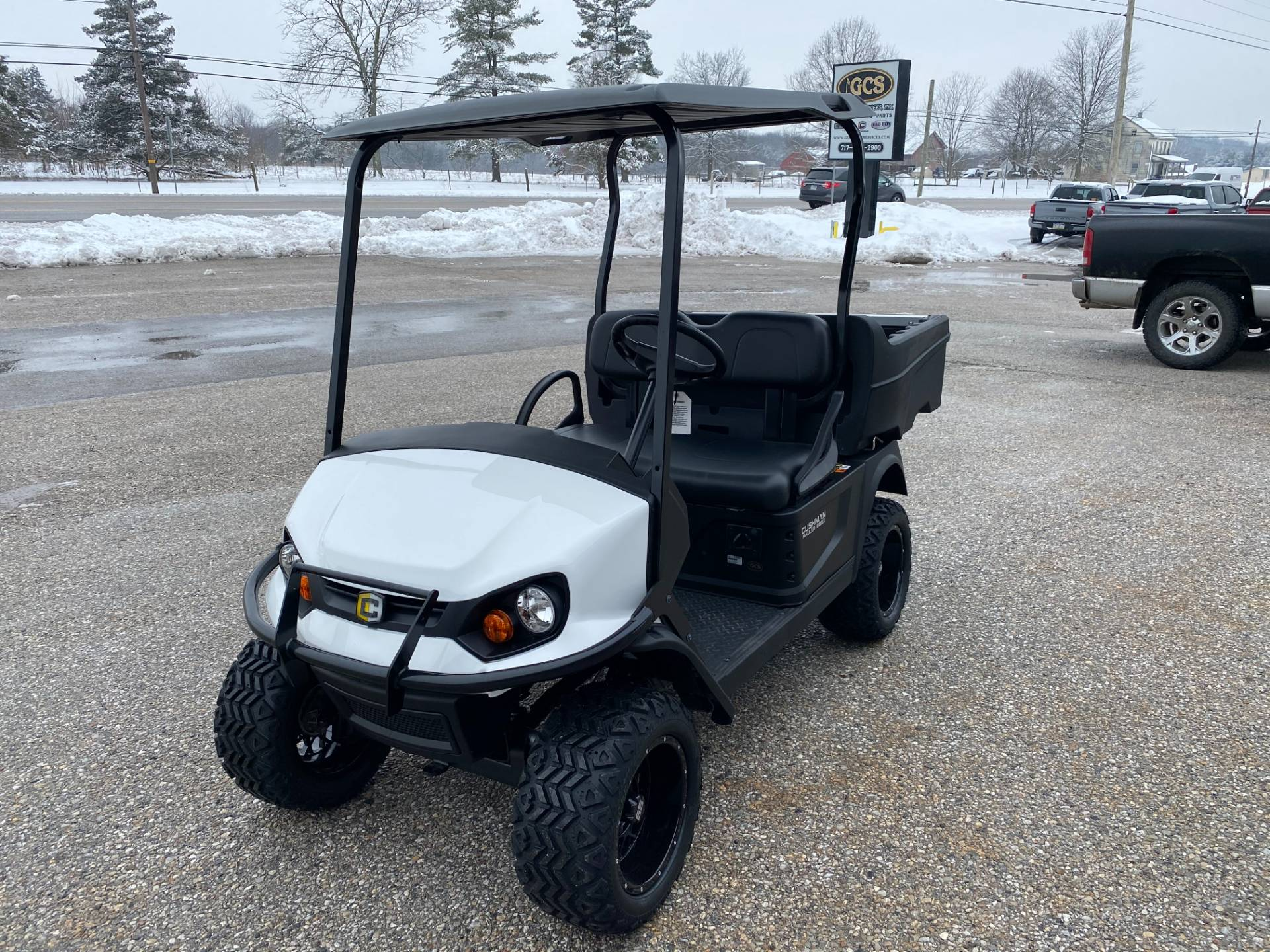2020 Cushman HAULER 800X ELECTRIC in New Oxford, Pennsylvania - Photo 1