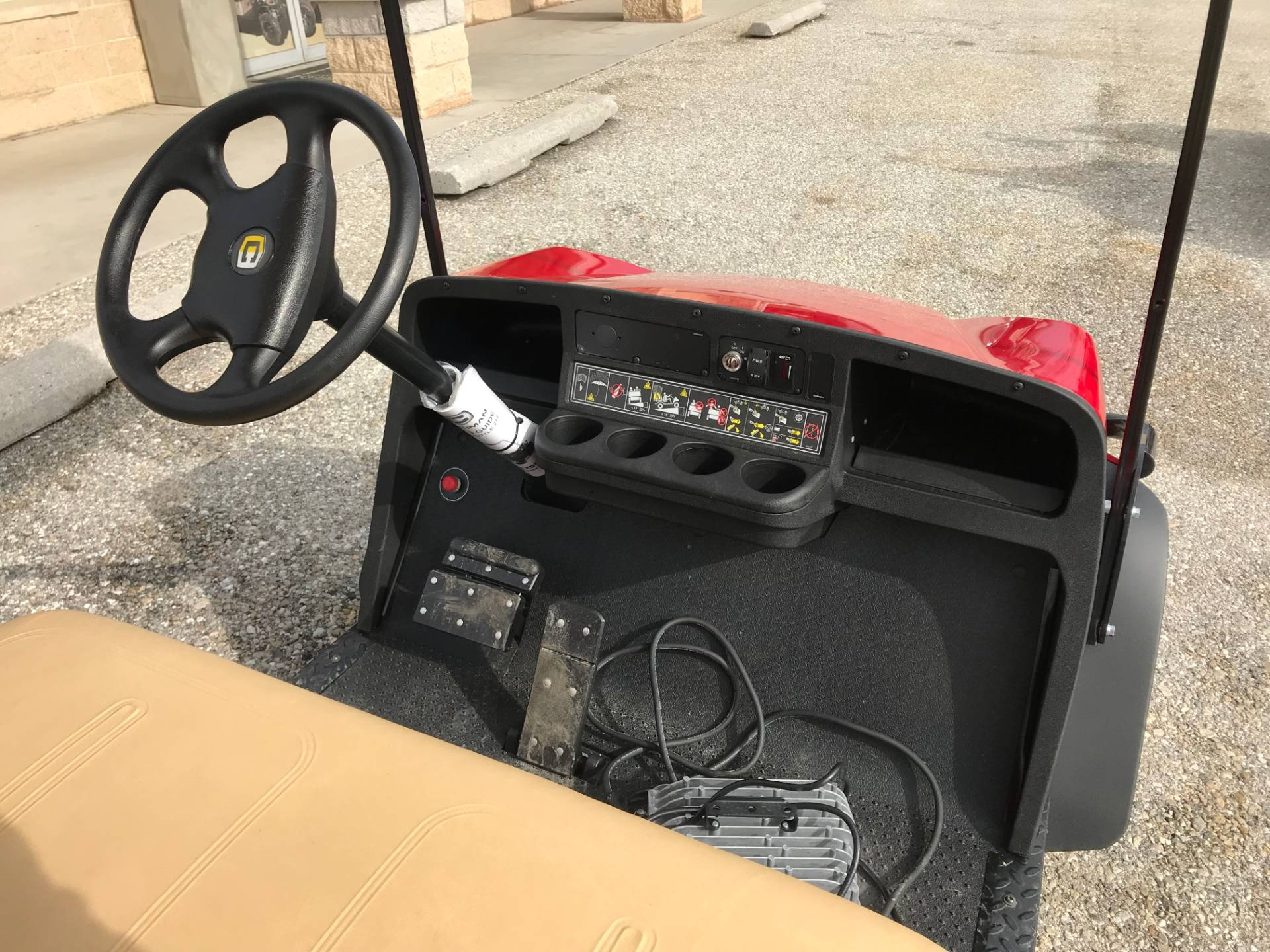 2019 Cushman SHUTTLE 2+2 E in New Oxford, Pennsylvania - Photo 4