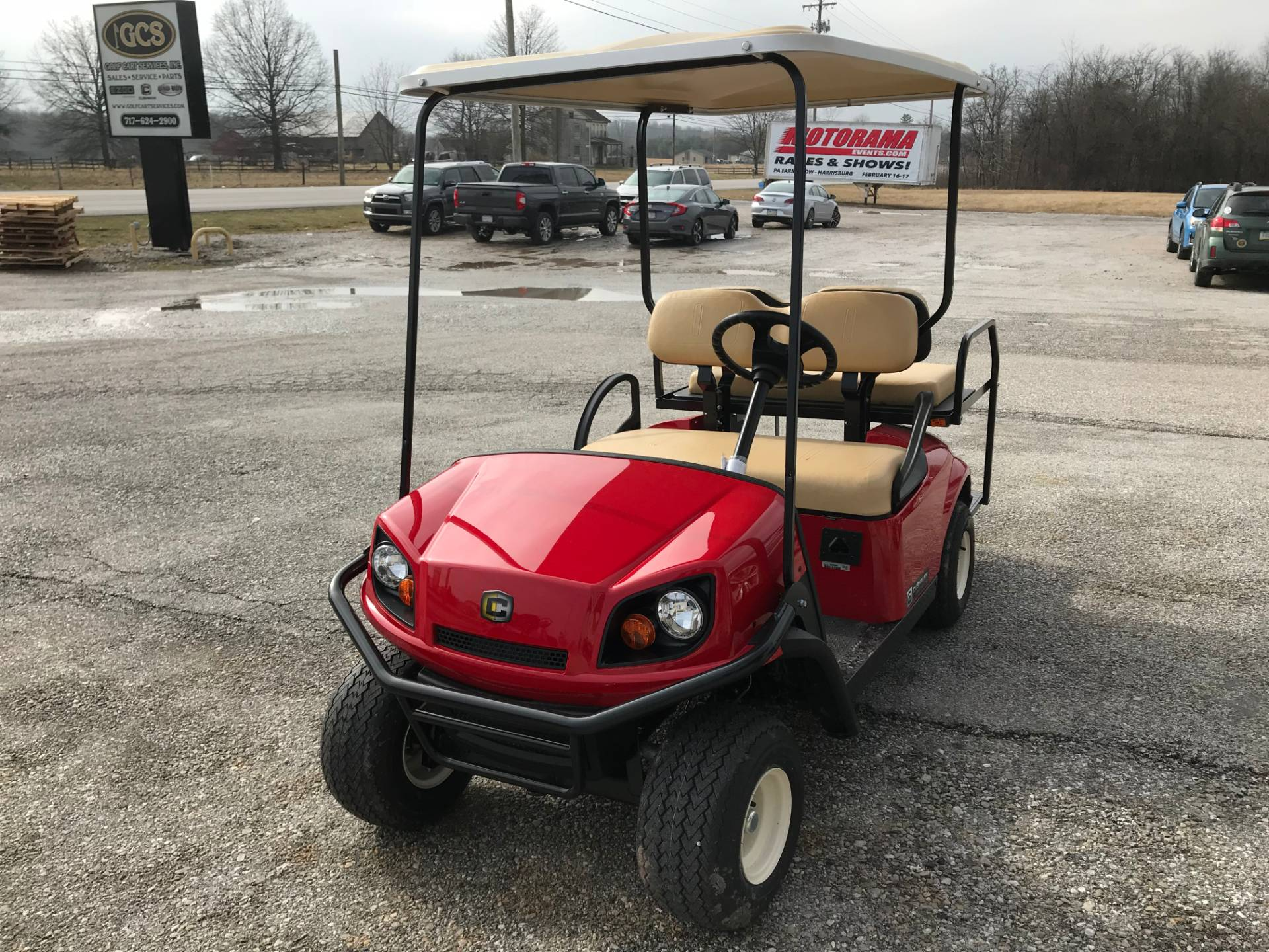 2019 Cushman Shuttle 2 E In New Oxford Pennsylvania Photo 1