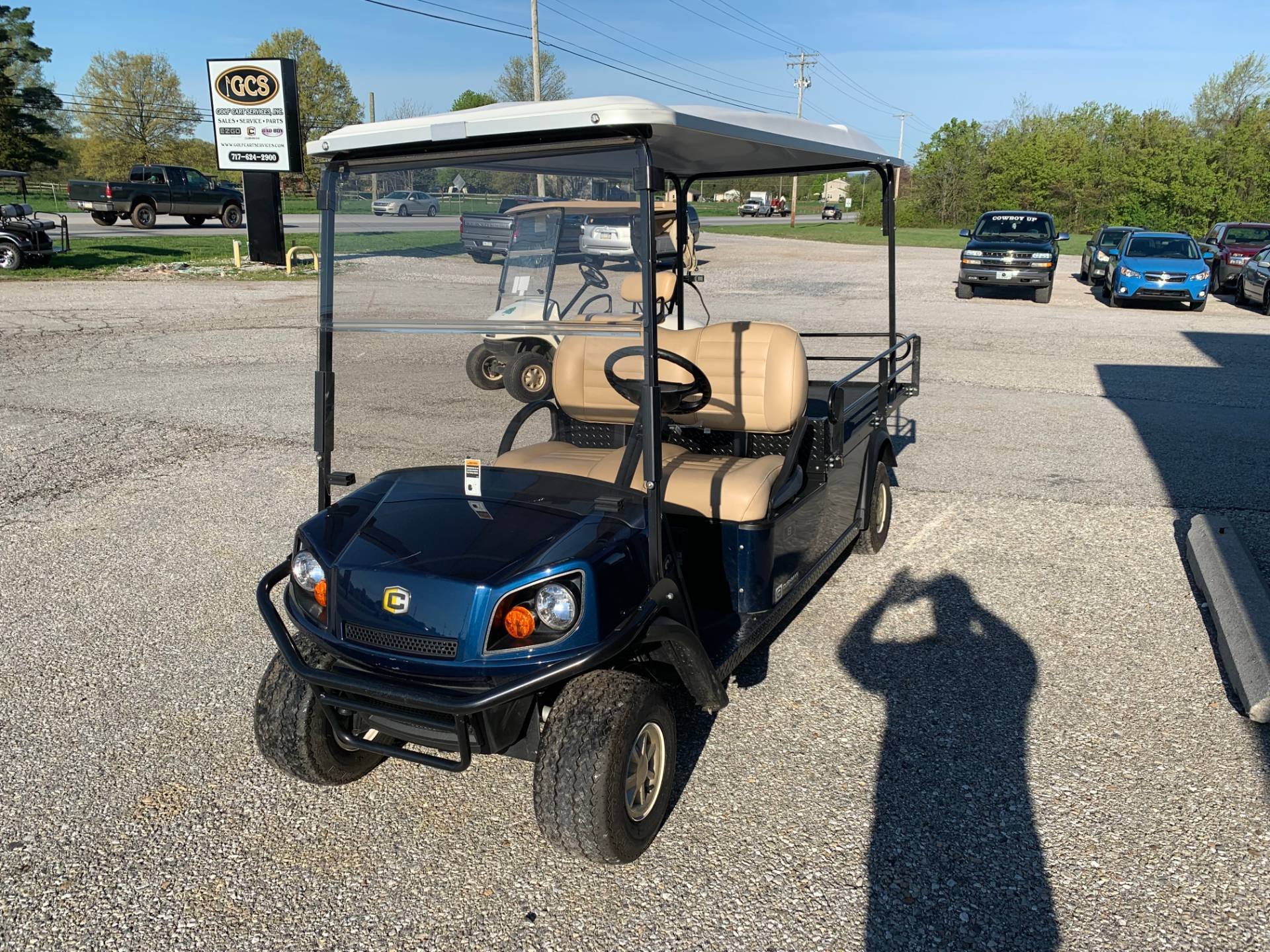 2018 Cushman SHUTTLE 2 E in New Oxford, Pennsylvania - Photo 1