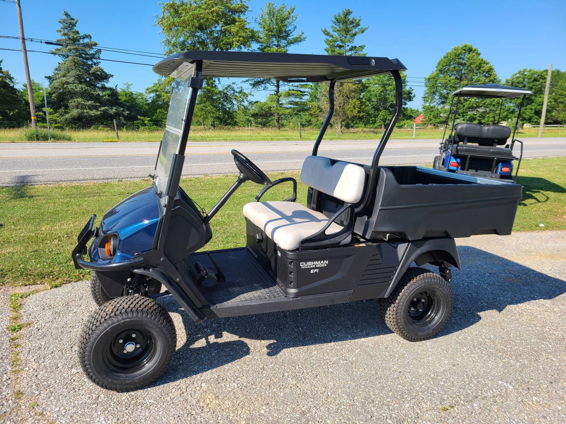 2020 Cushman 1200X GAS EFI in New Oxford, Pennsylvania - Photo 2