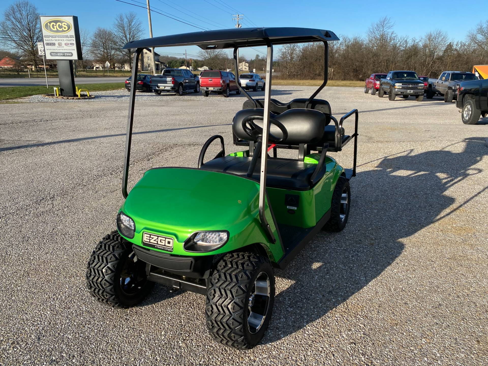 2016 E-Z-GO TXT 48 VOLT in New Oxford, Pennsylvania - Photo 1