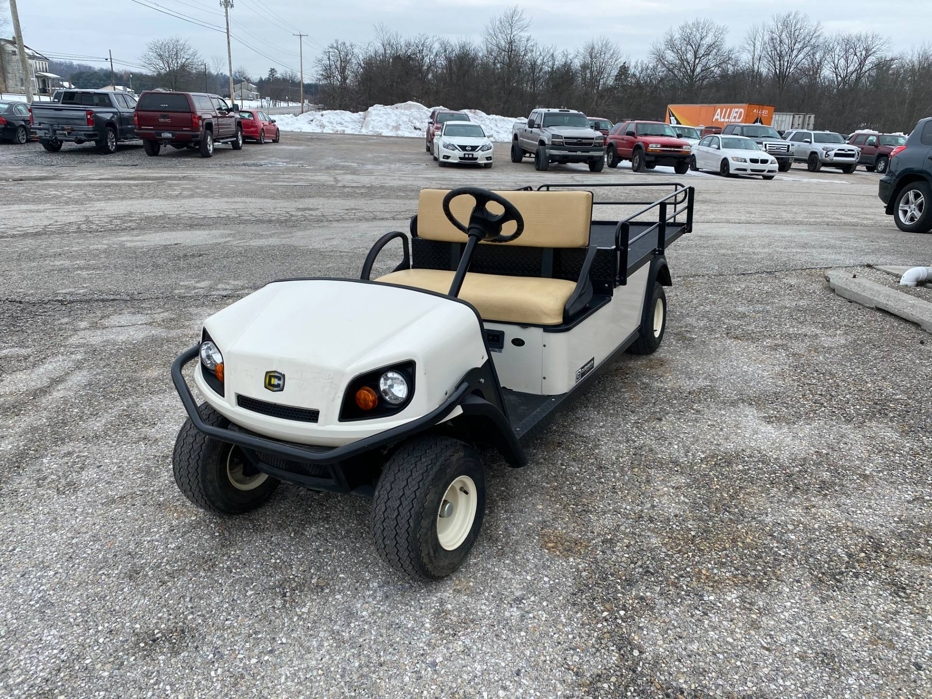 2018 Cushman SHUTTLE 2 48 VOLT in New Oxford, Pennsylvania - Photo 1