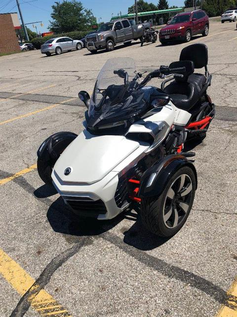 2015 Can-Am SPYDER F3SSM in Columbus, Ohio