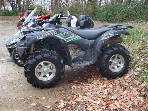 2016 Kawasaki BRUTE FORCE 750 in Columbus, Ohio