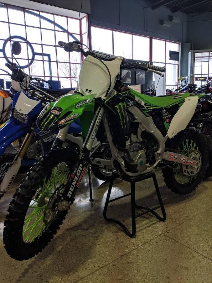 2016 Kawasaki KX 250F for sale 39451