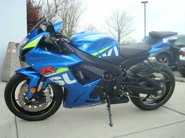 2015 GSXR 600