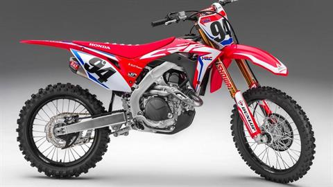 2019 Honda CRF450RWE WORKS EDITION in Columbus, Ohio