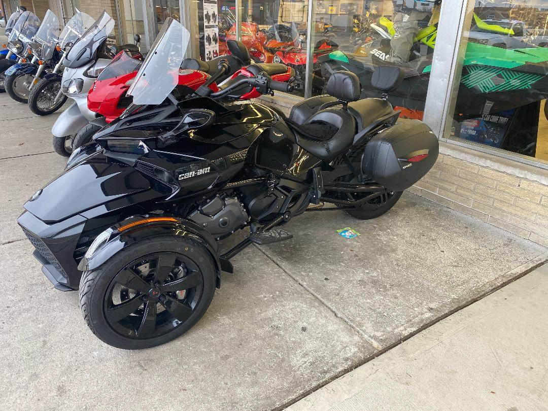 2019 Can-Am Spyder F3 in Columbus, Ohio