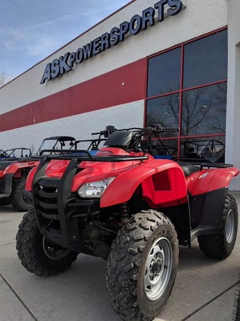 2012 Honda 420 RANCHER in Columbus, Ohio