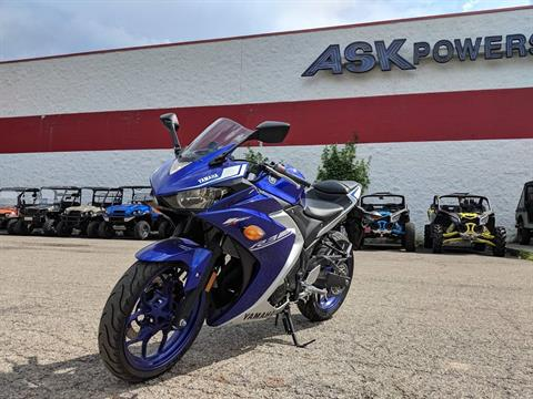 2017 Yamaha R3 in Columbus, Ohio - Photo 1