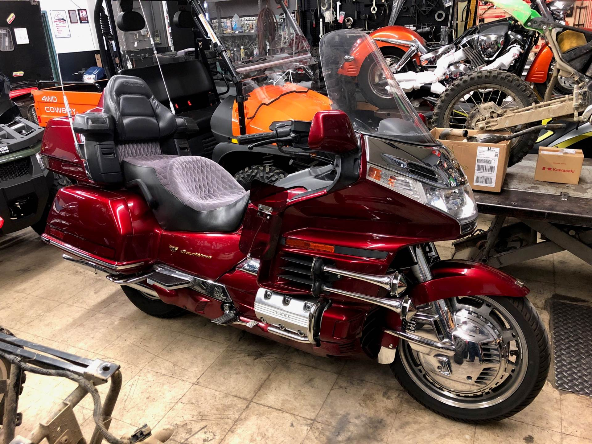 1999 GOLDWING 1500 SE