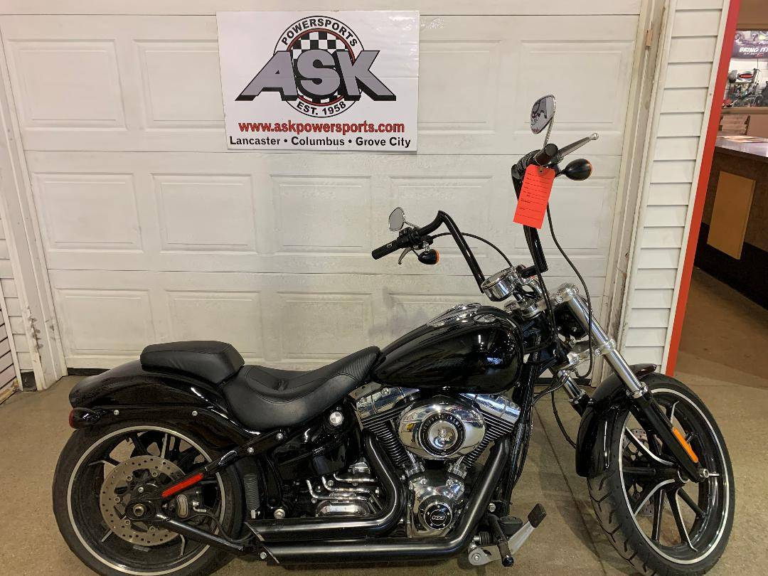 2015 HARLEY DAVISON FXSB BREAKOUT in Columbus, Ohio