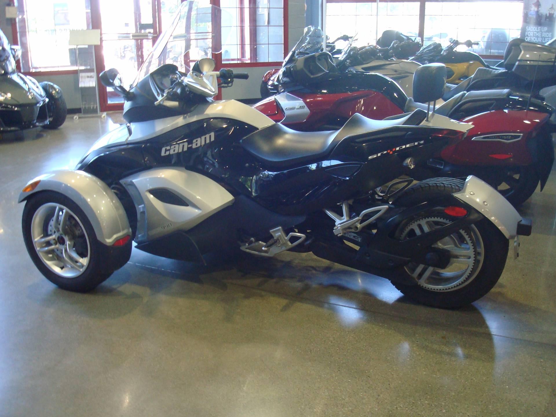 2008 SPYDER RS