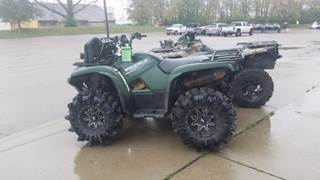 2014 GRIZZLY 700