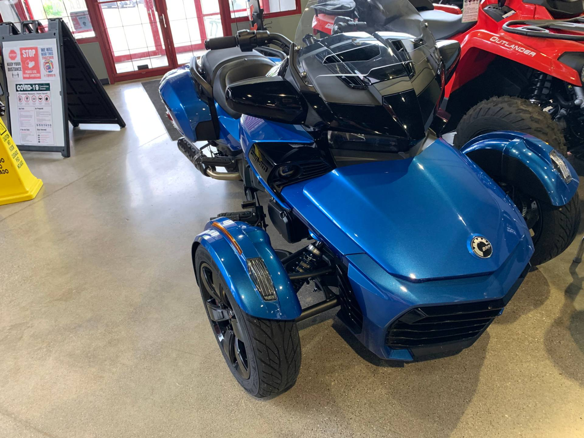 2019 Can-Am SPYDER F3-T in Columbus, Ohio - Photo 1