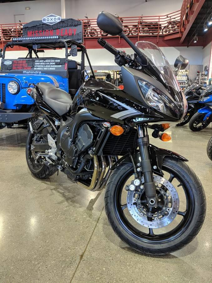 2009 Yamaha FZ6 in Columbus, Ohio