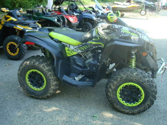 2015 Can-Am RENEGADE 100XXC in Columbus, Ohio