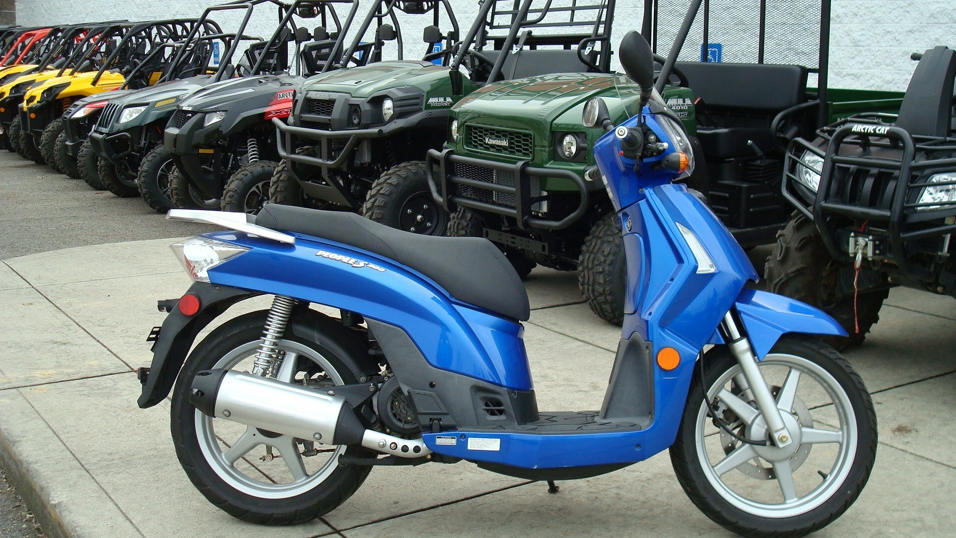 2009 250 XCITING