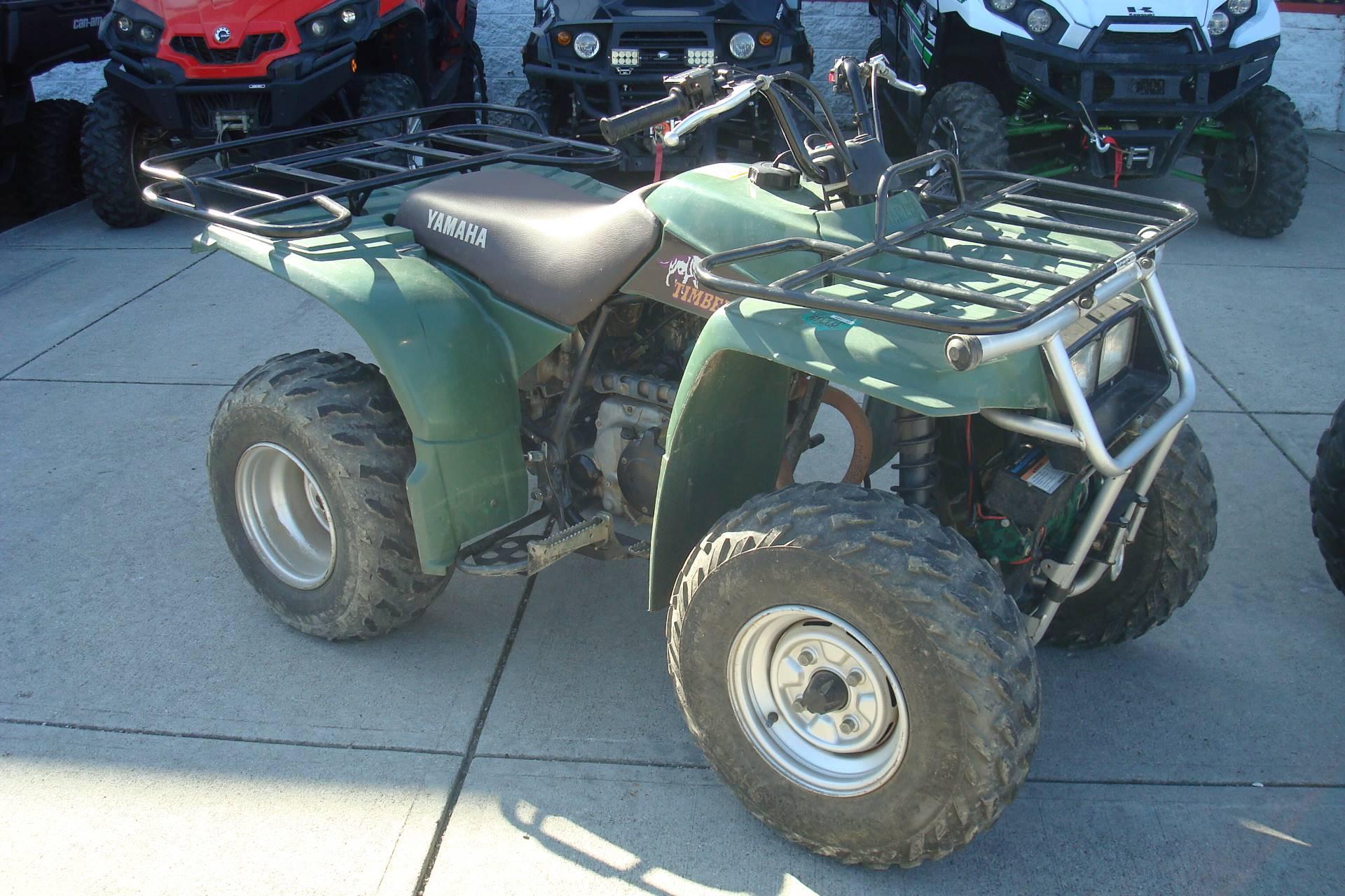 1997 Timberwolf 250
