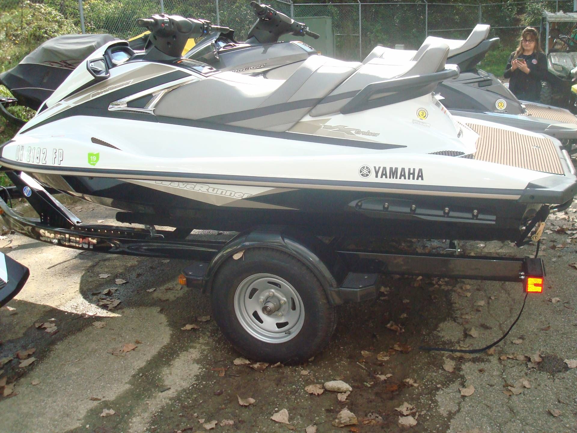 2015 Yamaha VX CRUISER for sale 78532