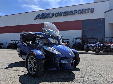 2012 Can-Am Spyder RT in Columbus, Ohio
