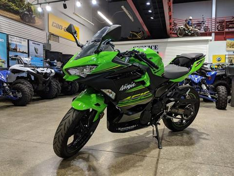 2018 Kawasaki Ninja 400 in Columbus, Ohio