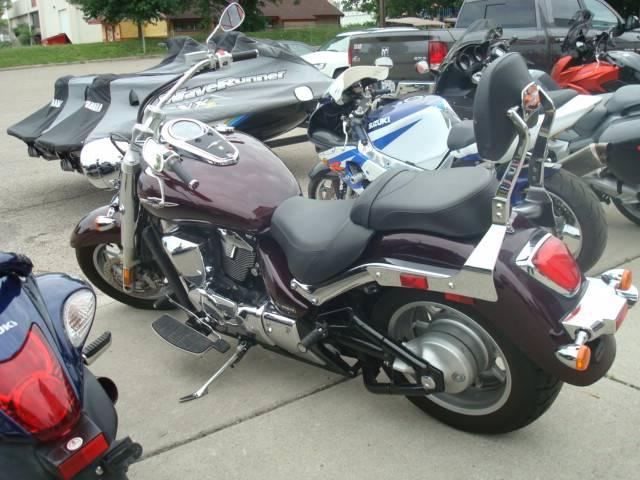 2008 C 109R   VL1800