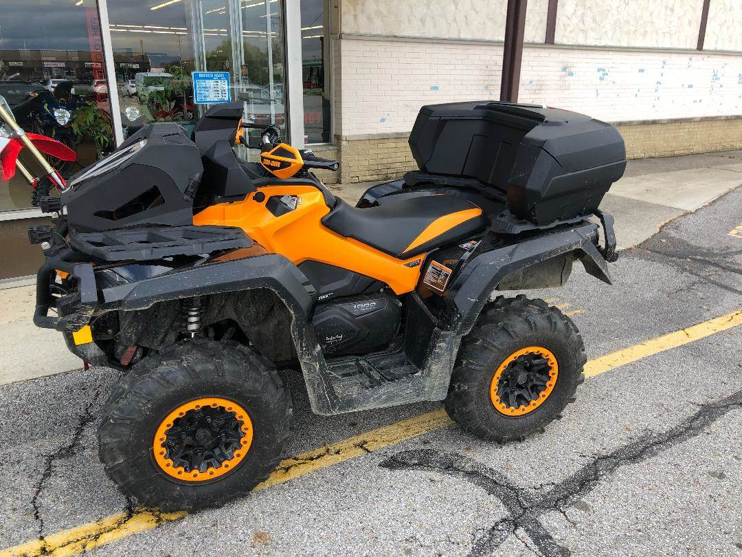 2015 Can-Am OUTLANDER 1000 XT in Columbus, Ohio