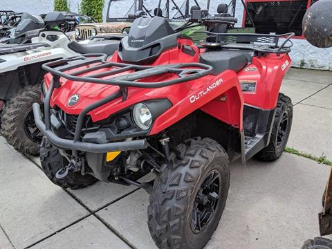 2018 Can-Am OUTLANDER 570 in Columbus, Ohio