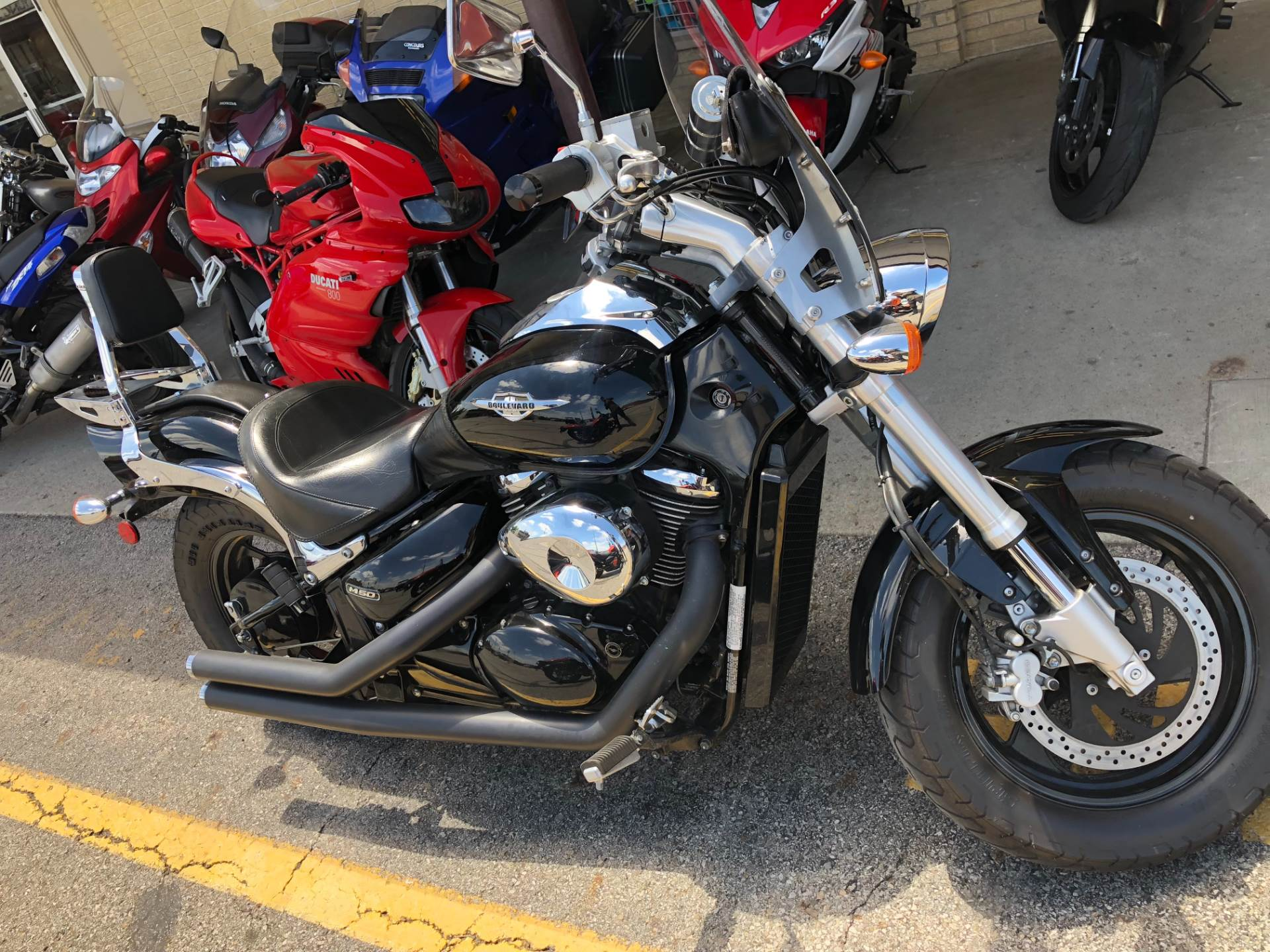 2005 M50