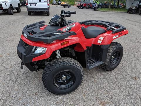 2018 Textron Off Road 500 ALTERRA in Columbus, Ohio - Photo 2