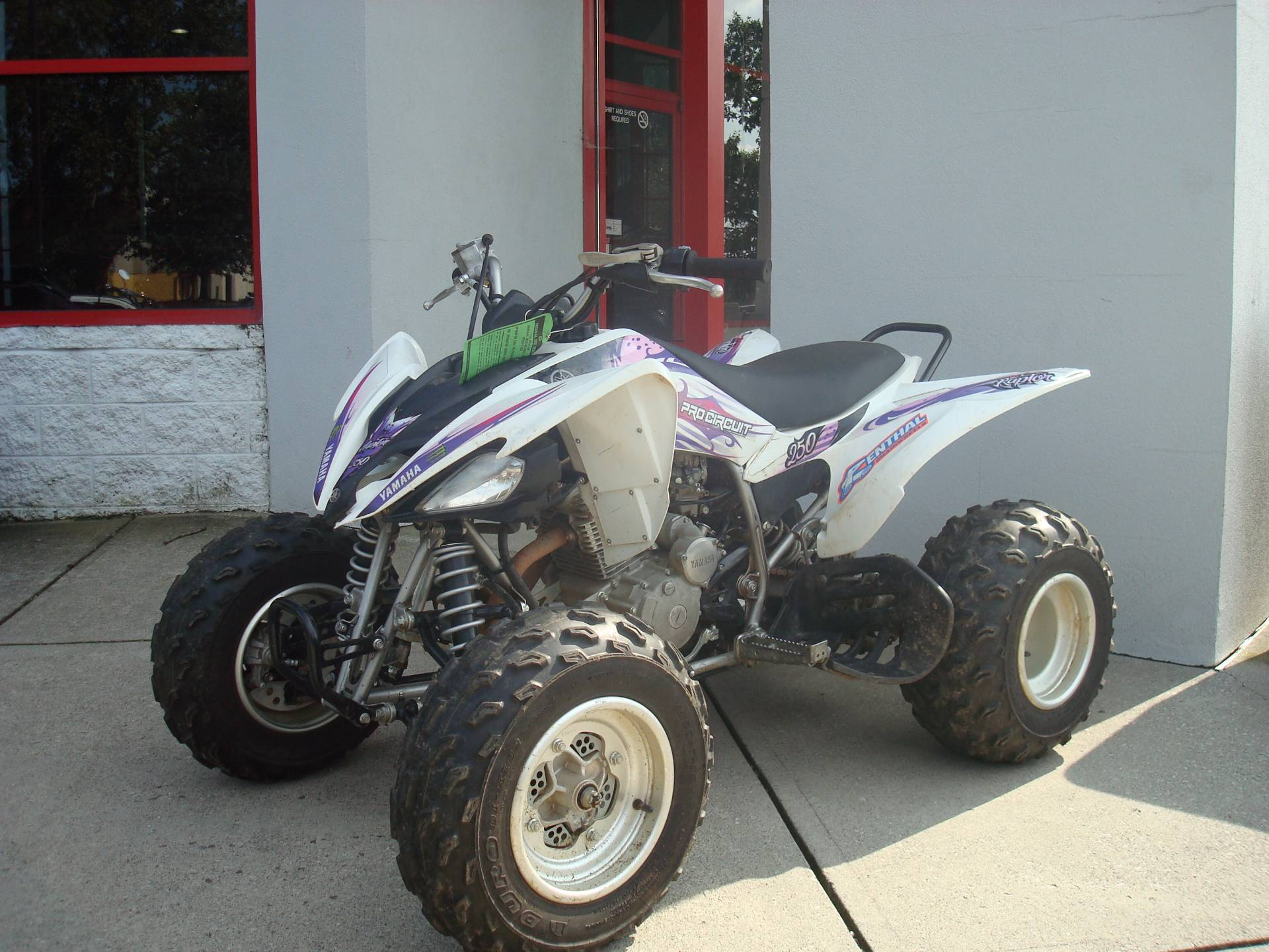 2013 RAPTOR 250