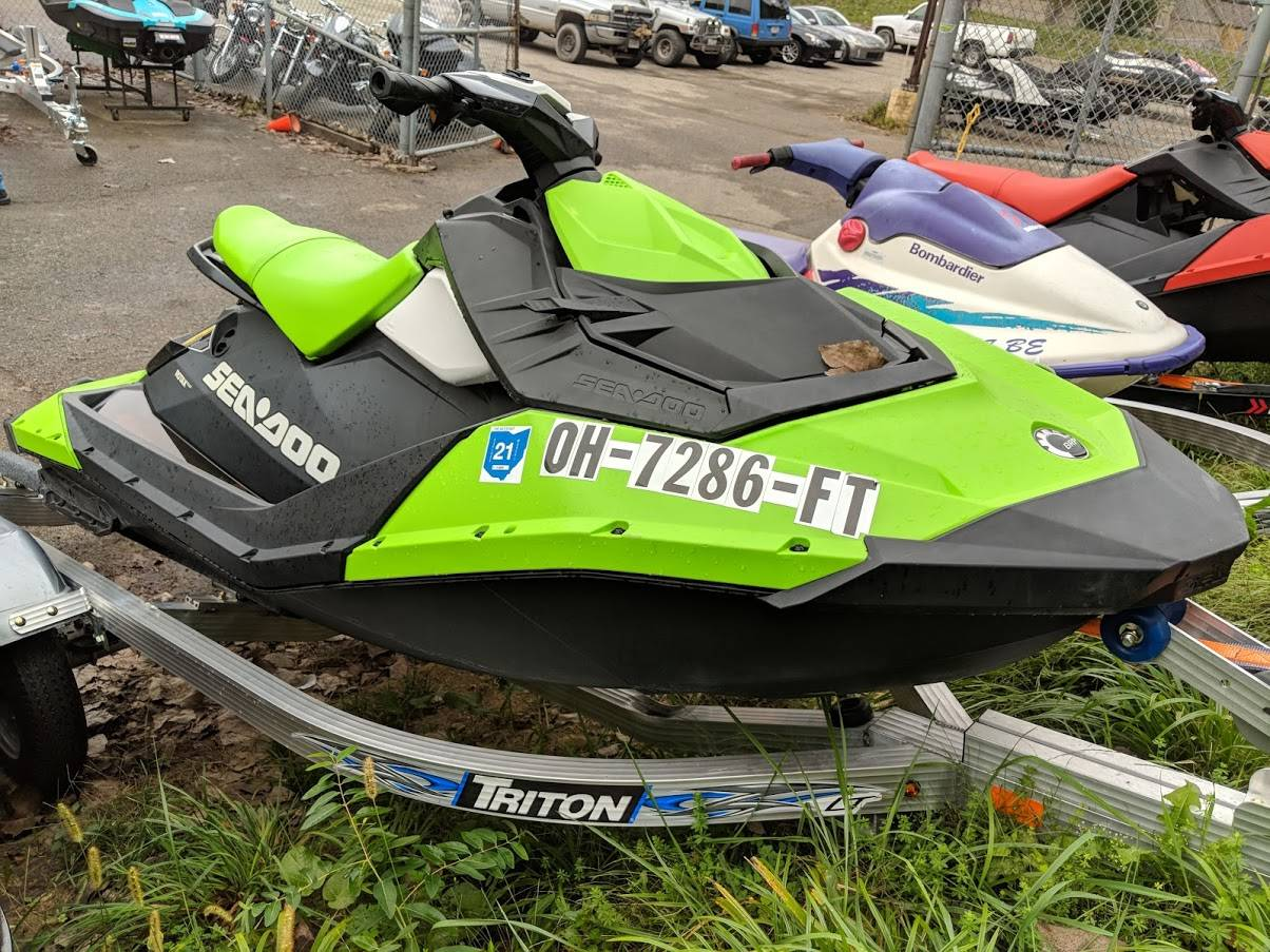 2017 Sea-Doo Spark 2 Up in Columbus, Ohio