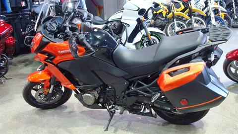 2016 Kawasaki KLZ1000 in Columbus, Ohio