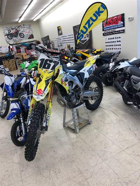 2018 Suzuki RMZ450 in Columbus, Ohio