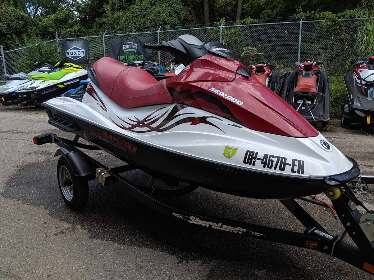 2009 Sea-Doo GTI 130 in Columbus, Ohio