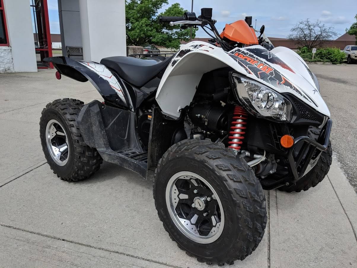 2016 XC 450