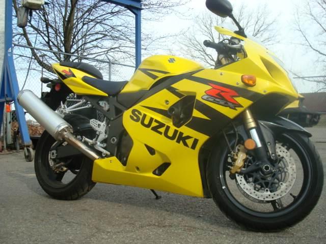 2004 GSXR600
