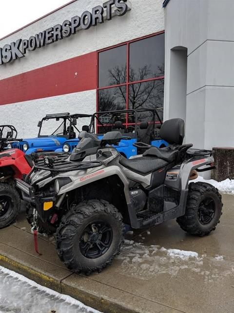 218 Can-Am 570 Max XT in Columbus, Ohio