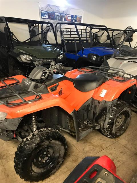 2015 Honda RANCHER 420 FA5 in Columbus, Ohio