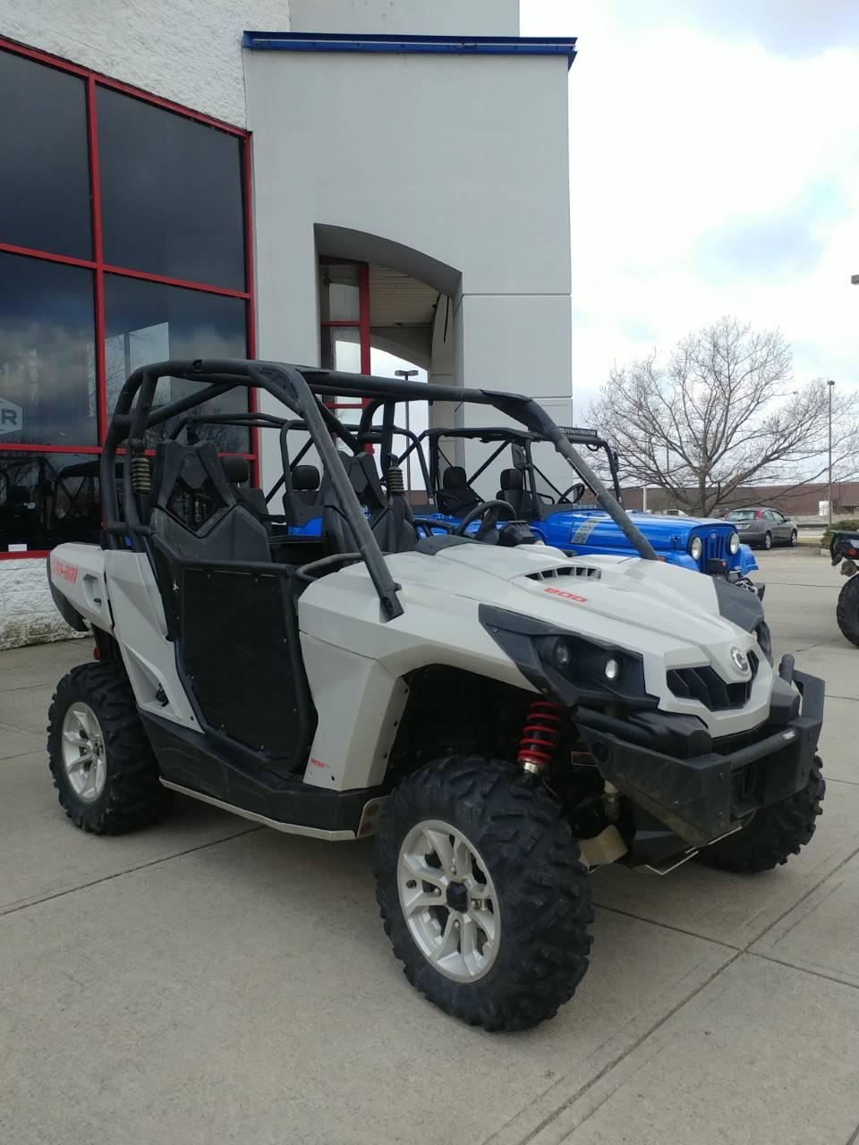 2015 Can-Am Commander 800 in Columbus, Ohio