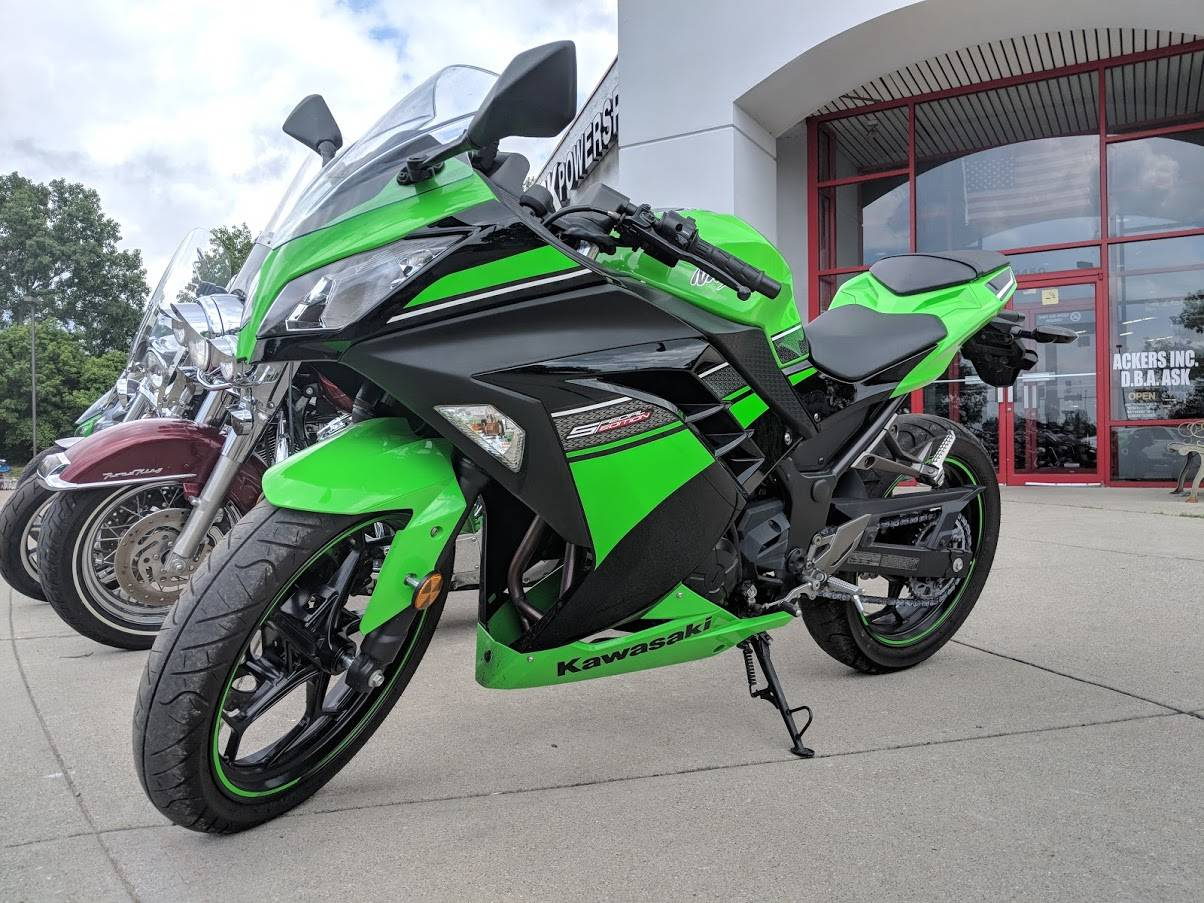 2013 Ninja 300 SE