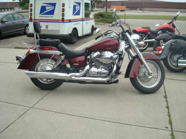 2004 VT750 ACE