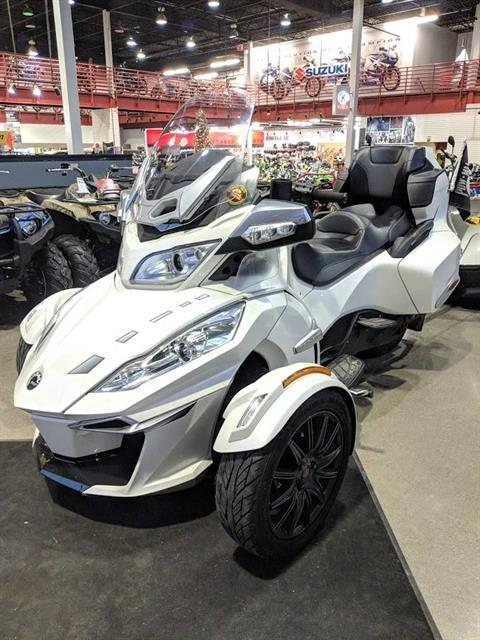 2014 Can-Am Spyder RTSE in Columbus, Ohio