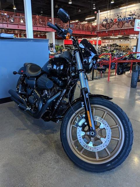 2016 HARLEY DAVISON Dyna Low S (Like new, all original parts) in Columbus, Ohio