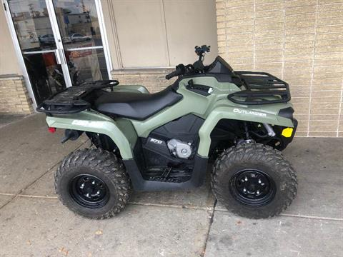 2018 Can-Am 570 in Columbus, Ohio