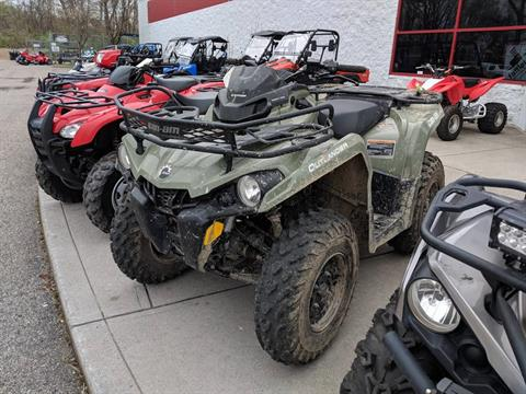 2017 Can-Am 570 Outlander in Columbus, Ohio