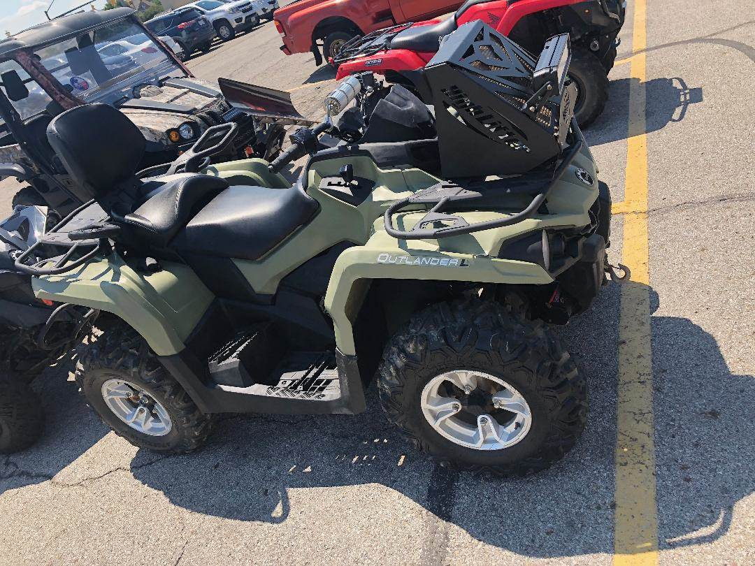 2016 Can-Am 570 OUTLANDER MAX DPS in Columbus, Ohio