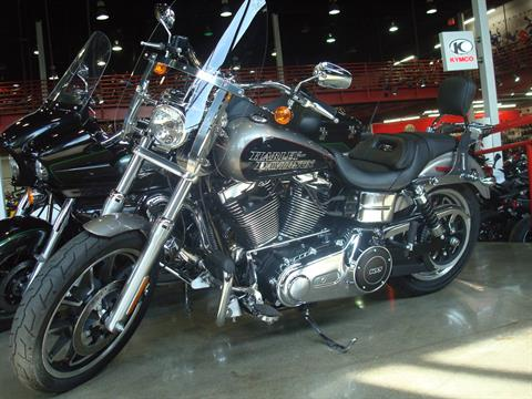 2017 HARLEY DAVISON DYNA LOW RIDER in Columbus, Ohio